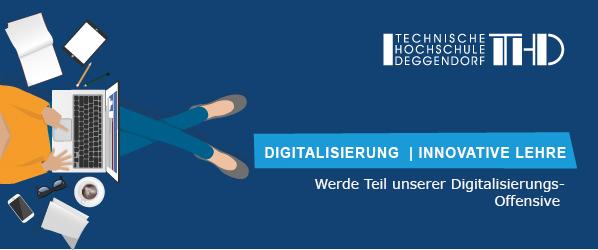 Werde Teil unserer Digitalisierungsoffensive