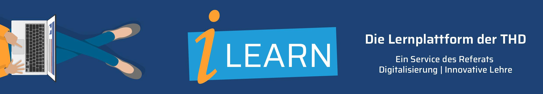 iLearn - Die Lernplattform der Technischen Hochschule Deggendorf.  Ein Service des Referats Digitalisierung | Innovative Lehr
